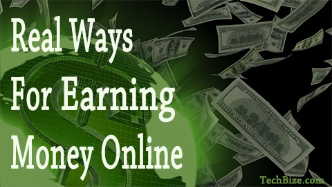 15 Real Ways For Earning Money Online